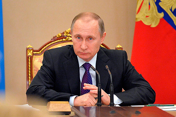 Путин процитировал Высоцкого