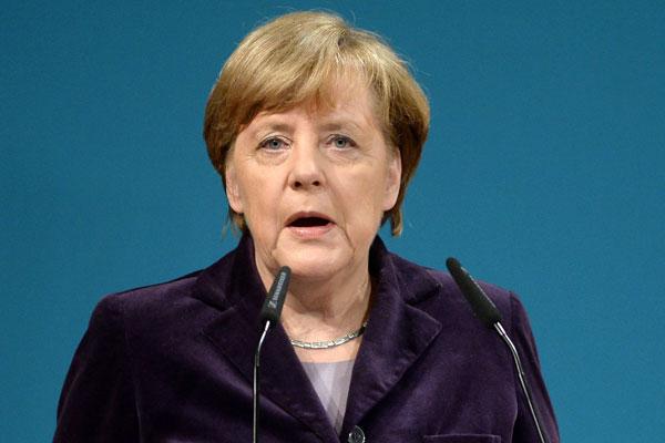 Меркель сравнили с Гете