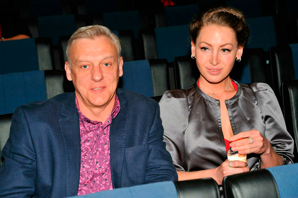 Александр Половцев и Александра Муратова. Фото: GLOBAL LOOK press/Boris Kremer