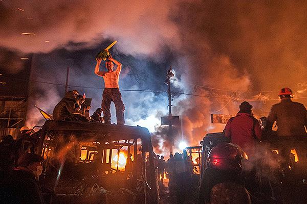 Фильм о Майдане стал бомбой во Франции