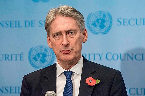 Британский МИД обвинили во вбросе