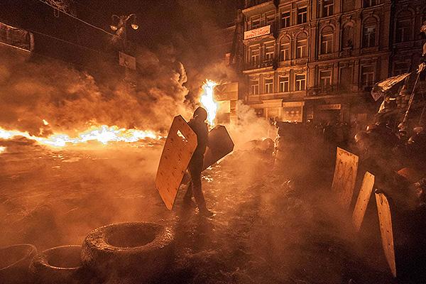 Как Киеву правда о Майдане глаза колет