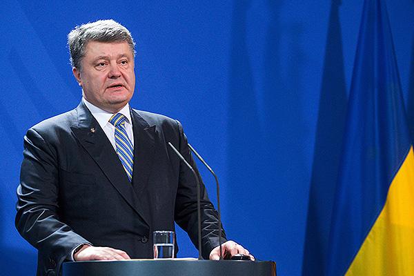 Иностранцы восстали против Порошенко