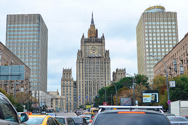 Москва раскрыла абсурд ЕС