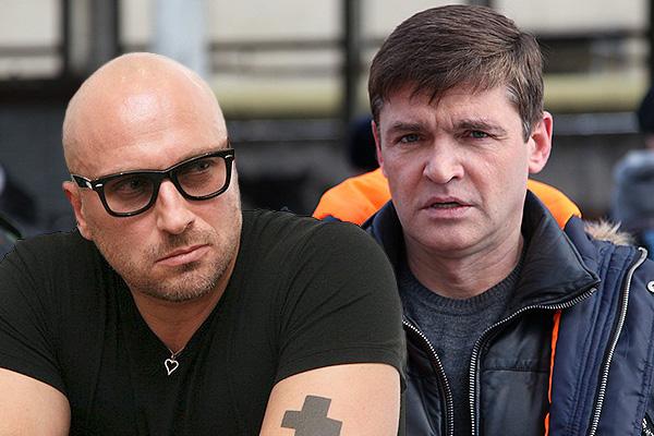Дмитрий Нагиев и Игорь Лифанов. Фото: Дни.Ру