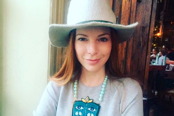 Наталья Подольская. Фото: instagram.com/nataliapodolskaya