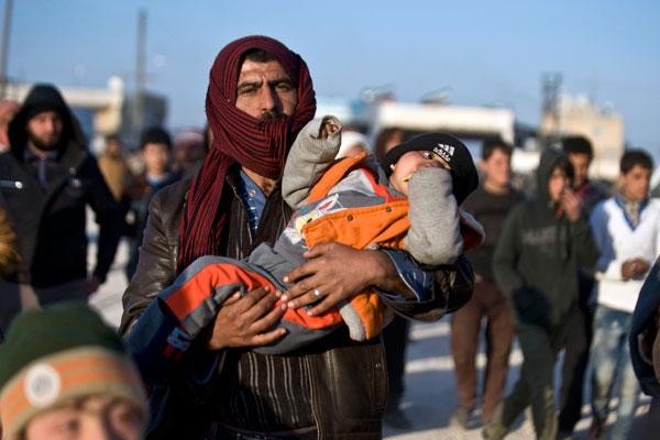 МИД развеял фантазии США о беженцах