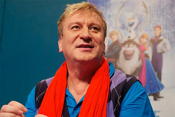 Сергей Пенкин. Фото: GLOBAL LOOK press/Anton Belitsky