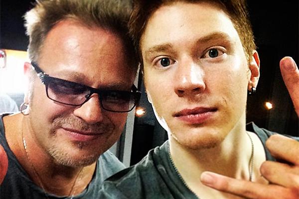 Владимир и Никита Пресняковы. Фото: instagram.com/npresnyakov