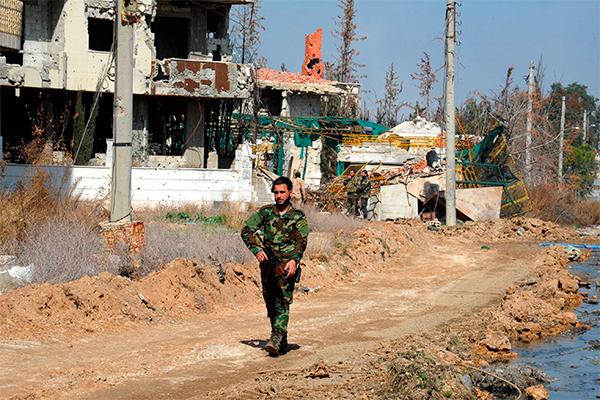 Кто срывает перемирие в Сирии