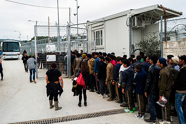 Мигранты довели Европу до катастрофы