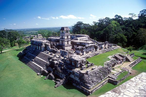 Ученые открыли тайну гибели майя