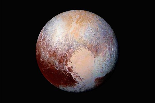 Плутон оказался покрыт облаками