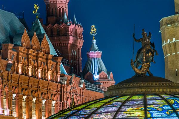 Москва стала 3-й по числу миллиардеров