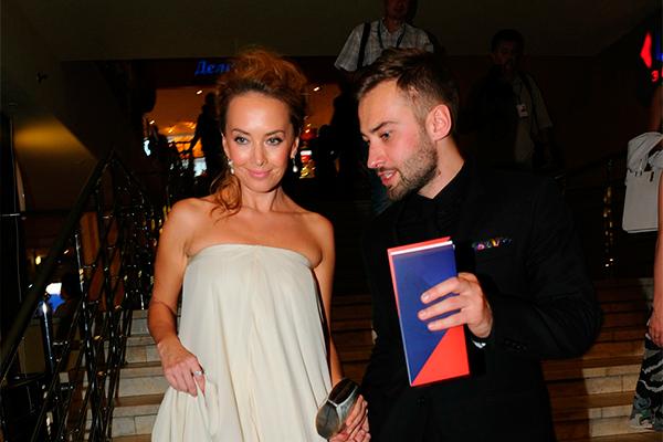 Жанна Фриске и Дмитрий Шепелев. Фото: GLOBAL LOOK press/Pravda Komsomolskaya