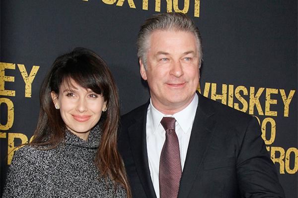 Алек Болдуин с женой Хилари. Фото: GLOBAL LOOK press/MediaPunch