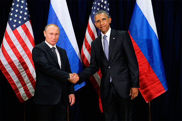 Обама назвал Путина вежливым