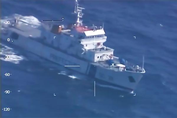Аргентина потопила китайское судно