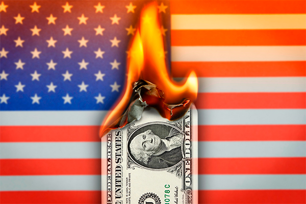 Россия вложила в гособлигации США $4,8 млрд