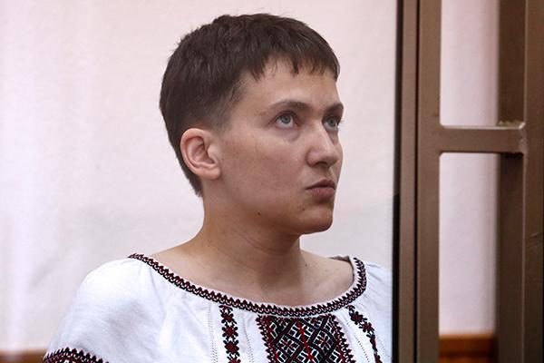 Савченко просидит в тюрьме до пенсии