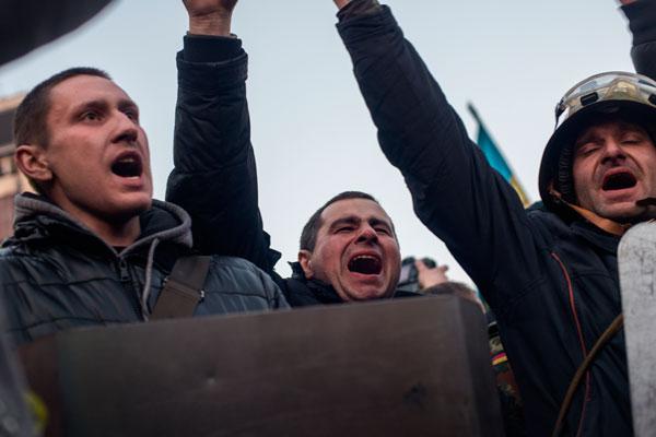 ООН рассмотрела итоги Майдана