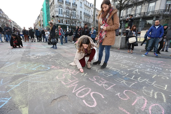 При терактах пострадали жители 40 стран