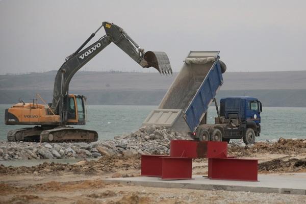 Названа причина аварии в Керченском проливе