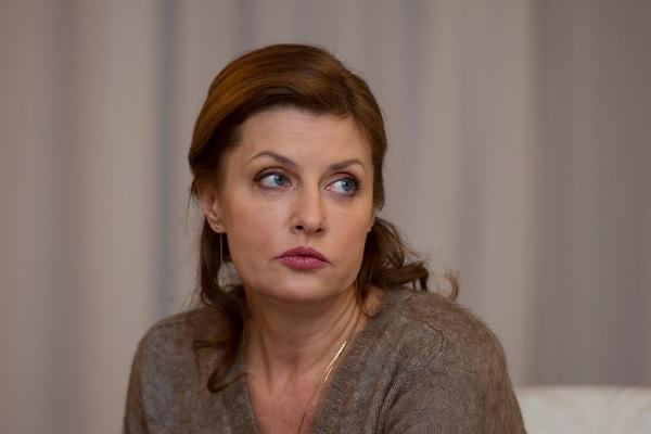 Жена Порошенко вышла в свет в вышиванке