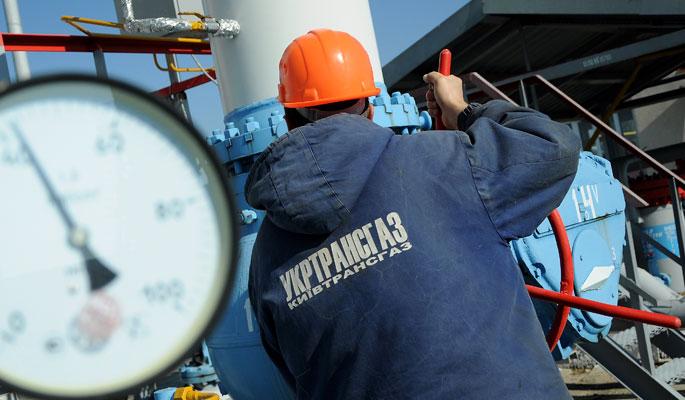 Украина отказалась от газа без скидки