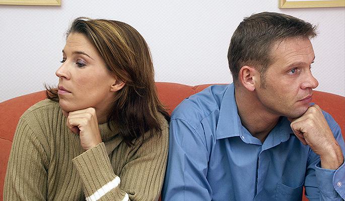 Кому хуже от развода