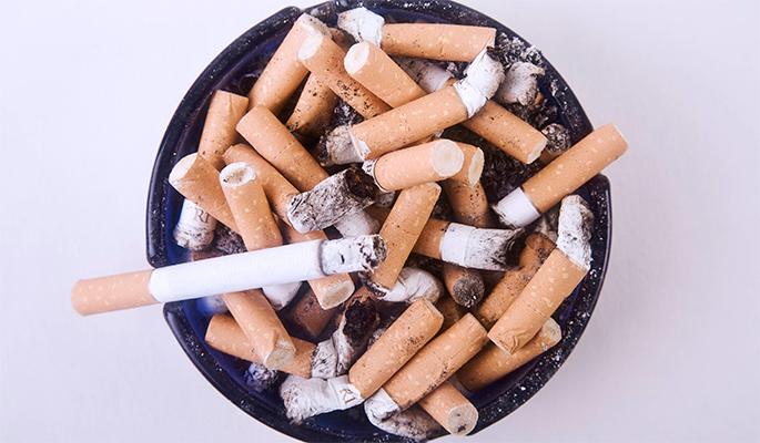 Россияне стали меньше курить