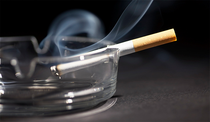 Россиян оставят без сигарет