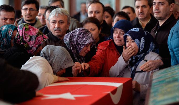 Туркам надоело слушать похоронный марш