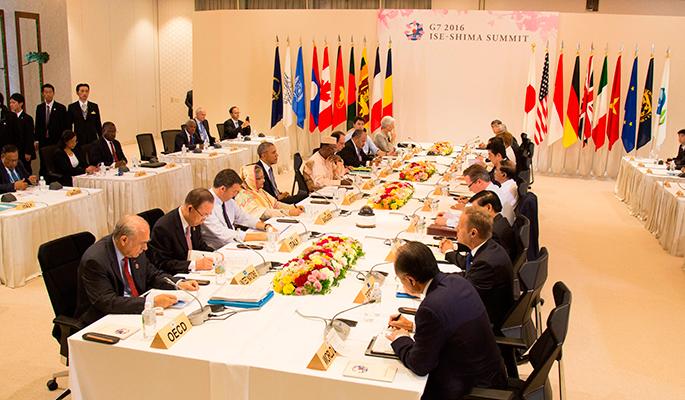 G7 продолжит душить Россию санкциями