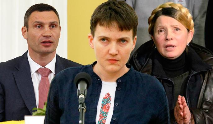 Почему украинцы любят политических фриков