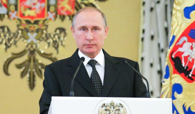 Путин продлил санкции против Запада