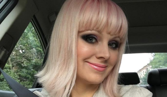 Пластика повредила лицо певицы Натали