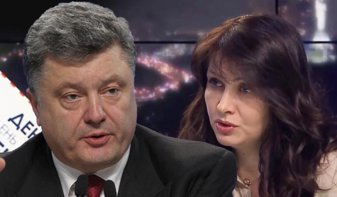 В Польше раскрыли любовницу Порошенко