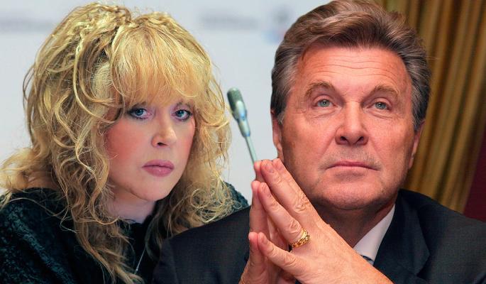 Пугачева вычеркнула Лещенко