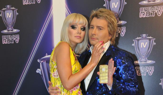 Певица Натали делит Баскова с его любовницей