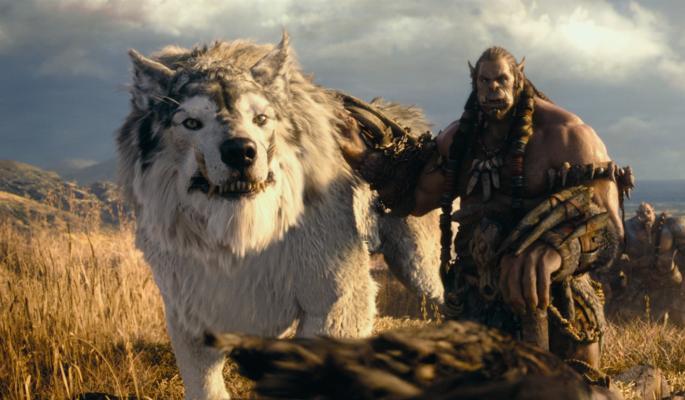Китайцы спасли провальный фильм Warcraft
