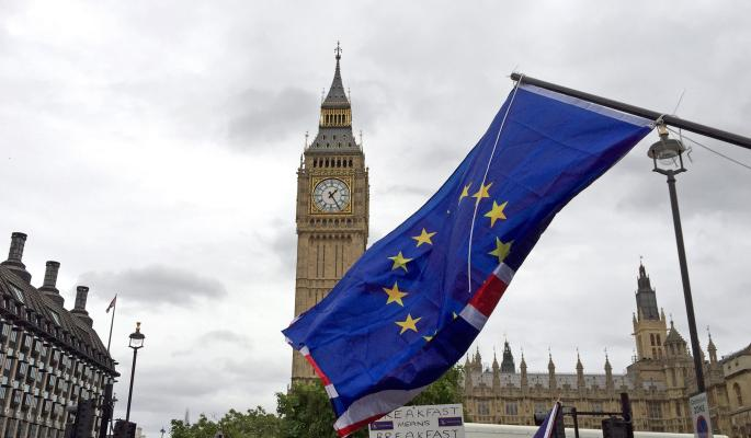 Брюссель заставляет Лондон отказаться от брекзита