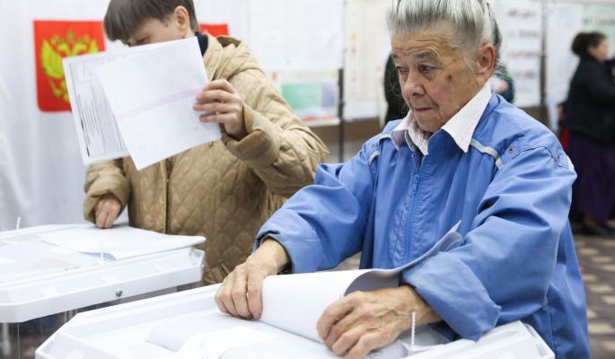 Число наблюдателей на выборах в Думу бьет рекорды
