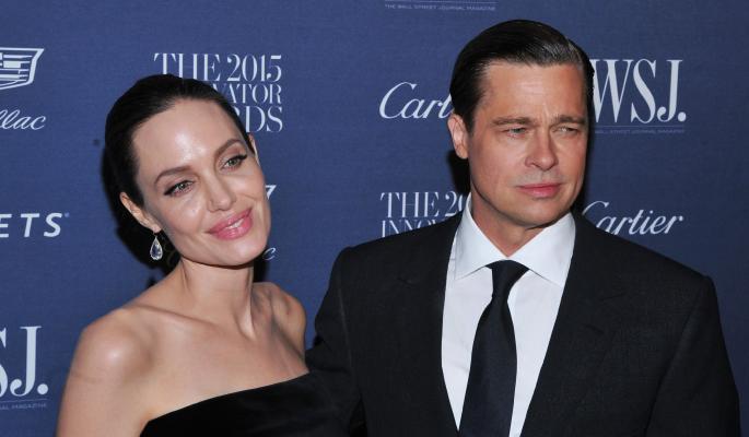 Названа официальная причина развода Джоли и Питта