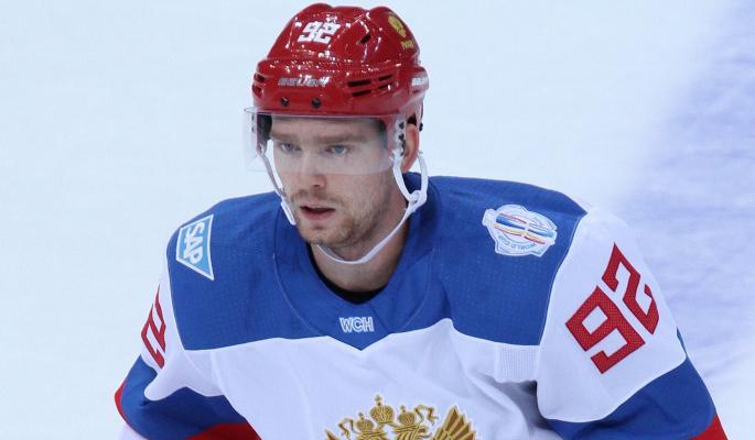 Российский хоккеист назвал американца бревном (видео)