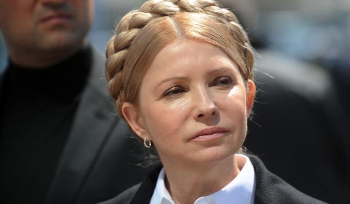 Тимошенко променяла Раду на церковь