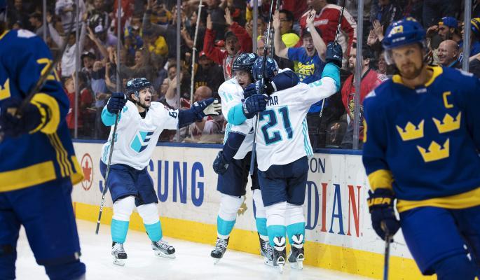 На Кубке мира по хоккею прогремела сенсация