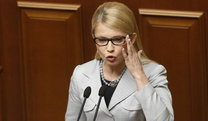 Тимошенко готовит новый Майдан на Украине