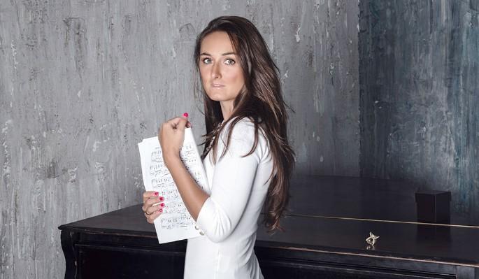 Алина Санкалпас: Мне нравится моя смелость!