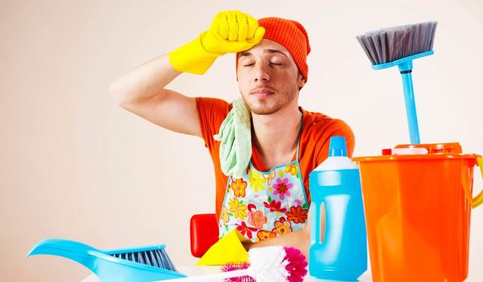 5 самых грязных мест в доме